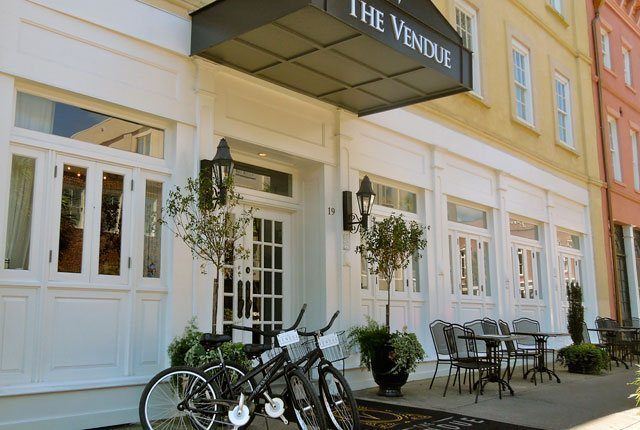 Hotels Near Waterfront Park Charleston, SC