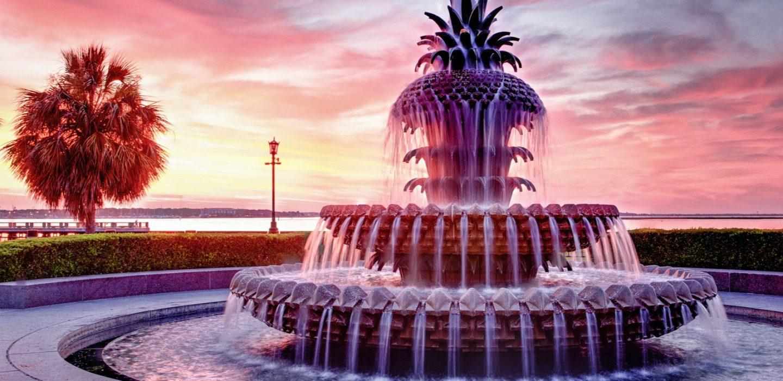 Charleston, SC Waterfront Park Hotels