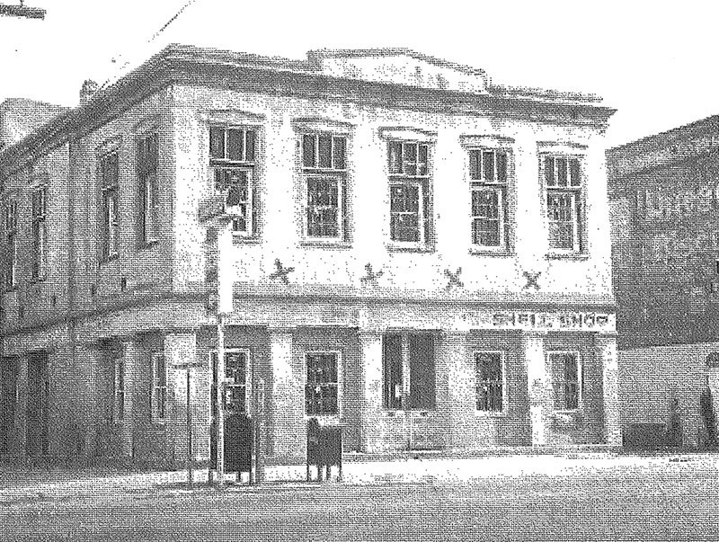 Historic hotel charleston hotel history the vendue for Historic hotels in charleston
