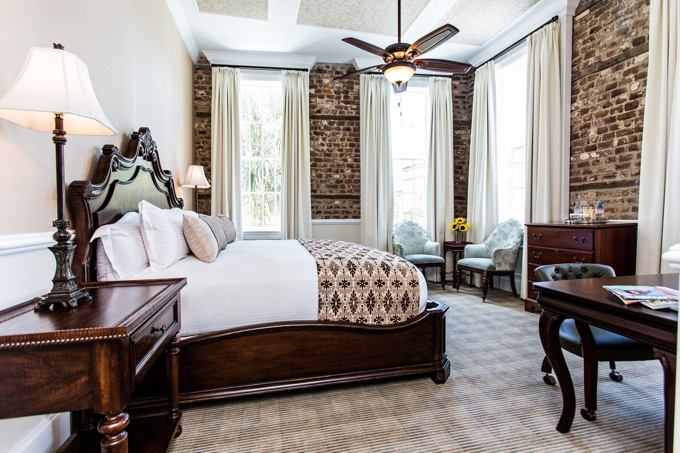 Rooms: Hotel Rooms In Charleston - Boutique Hotel Rooms