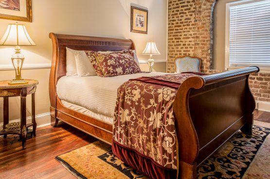 Signature Queen Charleston, SC Hotel Room at The Vendue