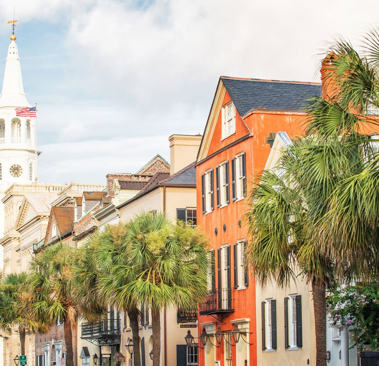 Located In Historic Downtown Charleston